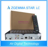 Ontvanger van TV van de Ster LC van Zgemma van de Doos van TV van Internet de Satelliet