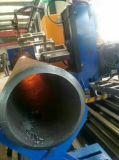 鋼管CNC血しょう切断の斜角が付く機械か管の斜めのカッター