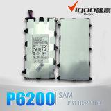 Batterie initiale de capacité d'OEM pour la languette P1000 de Samsung