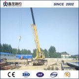 Certification CE de la structure en acier haute résistance bâtiment préfabriqué
