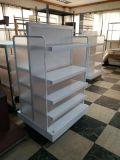 Klein-Fernsehapparat-Fußboden-Ineinander greifen-Arbeits-Fahnen-Bildschirmanzeige-Ausstellung-Edelstahl-Blech-Herstellung speichern