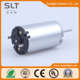 6V / 12V 3600rpm 0.07A Micro broche DC Motor for Electric Tools