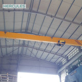 Heavy Duty puente grúa con malacate abierto