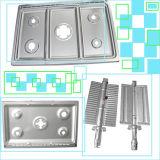 Molde plástico do refrigerador/modelagem por injeção/molde plástico aparelho electrodoméstico/molde plástico do refrigerador