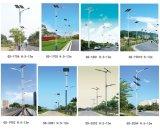 Integriertes LED-Solarstraßen-Licht 40W
