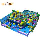 子供の屋内運動場の新式の普及したデザイン屋内上昇