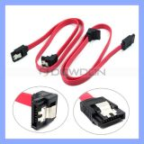 7 кабель Pin SATA с кабелем данным по защелки 3.0 SATA