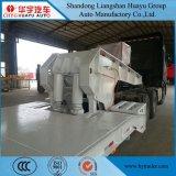 BPW/Fuwa/Hj/Yuek/Fuhe/L1 Semi Aanhangwagen van het Bed van de As de Lage voor Verkoop