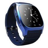人間の特徴をもつスマートな電話人間の特徴をもつ電話腕時計のためのM26 Bluetoothのスマートな腕時計