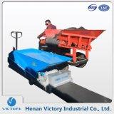 Machine de cloisonnement en béton léger largement utilisée par le contacteur et la construction d'ingénierie