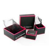 Papier d'impression pleine couleur Bijoux Emballage cadeau boîtes avec logo personnalisé
