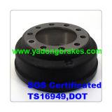 高品質のGunitのブレーキドラム3595/Webbのブレーキドラム68845f