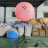 aerostato a terra chiaro gonfiabile di 1.5m LED/aerostato gonfiabile chiaro Newstyle del LED