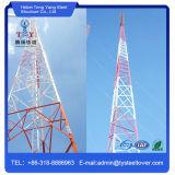 Comunicação de rádio auto-portantes grades de aço torre angular
