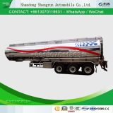 3 Aanhangwagen van de Tanker van de Aanhangwagens van de Stookolie van het Staal van het Aluminium van de as De Semi/van de Olietanker van het Roestvrij staal/van het Aluminium Alloy/Carbon Met Certificatie Asmede