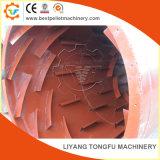 Duplo secador de tambor rotativo Industrial Serradura, máquina de secagem