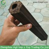 Máquina de bambu automática durável do carvão amassado da poeira da venda da fábrica