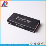 Матовый черный серебристый штамповки магнитное закрытие подарочная упаковка для ресниц
