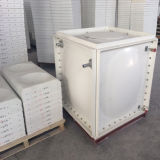 Panel flexible FRP contenedor de agua de tanque de agua de SMC.