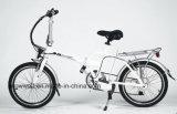 Сплава 7 скорости электрический складной велосипед
