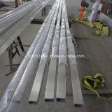 Mme Square Pipe de pipe sans joint d'acier inoxydable du bâtiment Materisus304