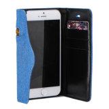 Бумажник дизайн модный мобильный телефон чехол для iPhone