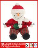 Juguete de peluche de regalo de Navidad de calcetines para la promoción vacaciones