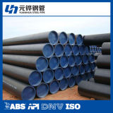 219*8 Tubo de acero sin costura de la refinería de petróleo con la certificación ISO