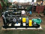 100kwエンジンによって運転される6inch終わりの吸引の灌漑用水ポンプ
