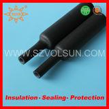 9/3mm Adesivo-Hanno allineato la tubazione termorestringibile