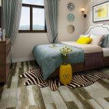 Un revêtement de sol résidentielle de vinyle (cliquez sur/bricolage/desserrés lay/colle Retour vers le bas/sec)