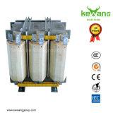 Laag Voltage 3 Transformator 100kVA van het Type van Fase de Auto Droge