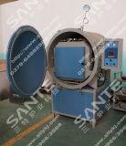 высокотемпературный размер 200X300X180mm камеры печи вакуума 1300c