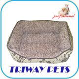 안락 우단 개 고양이 애완 동물 침대 (WY1104020A/C)