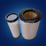 Tipo cilíndrico longo do filtro de admissão de ar da turbina a gás