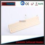 Piatto di ceramica elettrico personalizzato del riscaldatore di IR