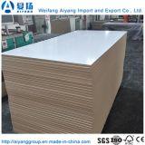 MDF de la melamina del grado E0/E1/E2 usado para los muebles/la cabina