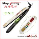 Klassisches Hair Straightener mit Ion Generator und MCH Heater