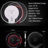 빨리 이동 전화를 청구해 Qi 최신 판매 무선 충전기