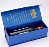 Rectángulos de papel del regalo de la cartulina del vino rojo para la Navidad (FLB-9364)