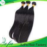 Venda por grosso de Cabelo humano em bruto 100% virgem cabelo indiano