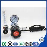 Тип Exproting обогрева CO2 регулятор с Fiowmeter