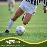 synthetische Gras van het Voetbal van 60mm het Duurzame Anti UV voor het Gebied van de Voetbal