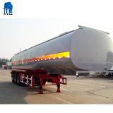 42, 판매를 위한 3 차축을%s 가진 디젤 엔진 화학 트레일러 탱크를 전송하는 유조선 000 리터
