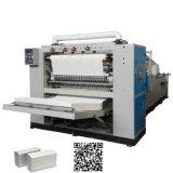 Máquina automática de alta velocidade da fatura de papel de toalha de mão da dobra de V