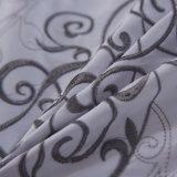 colección blanca del lecho del hotel del bordado del diseño de lujo de cinco estrellas