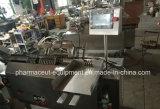 Maquinaria farmacéutica ampolla cuatro cabezales de máquina de llenado con Control PLC