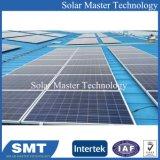 Sonnenkollektor-Hersteller mit Einbaustruktur-Entwurf und Solarmontage-Aluminium-Halter