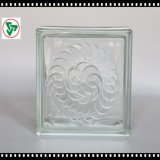 얼음 그림자 공간 유리제 벽돌 유리 구획
