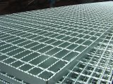 ISO9001の熱いDIP Galvanized 25X3 Steel Grating